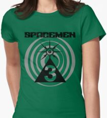 Spacemen 3 - Spiral Womens Fitted T-Shirt