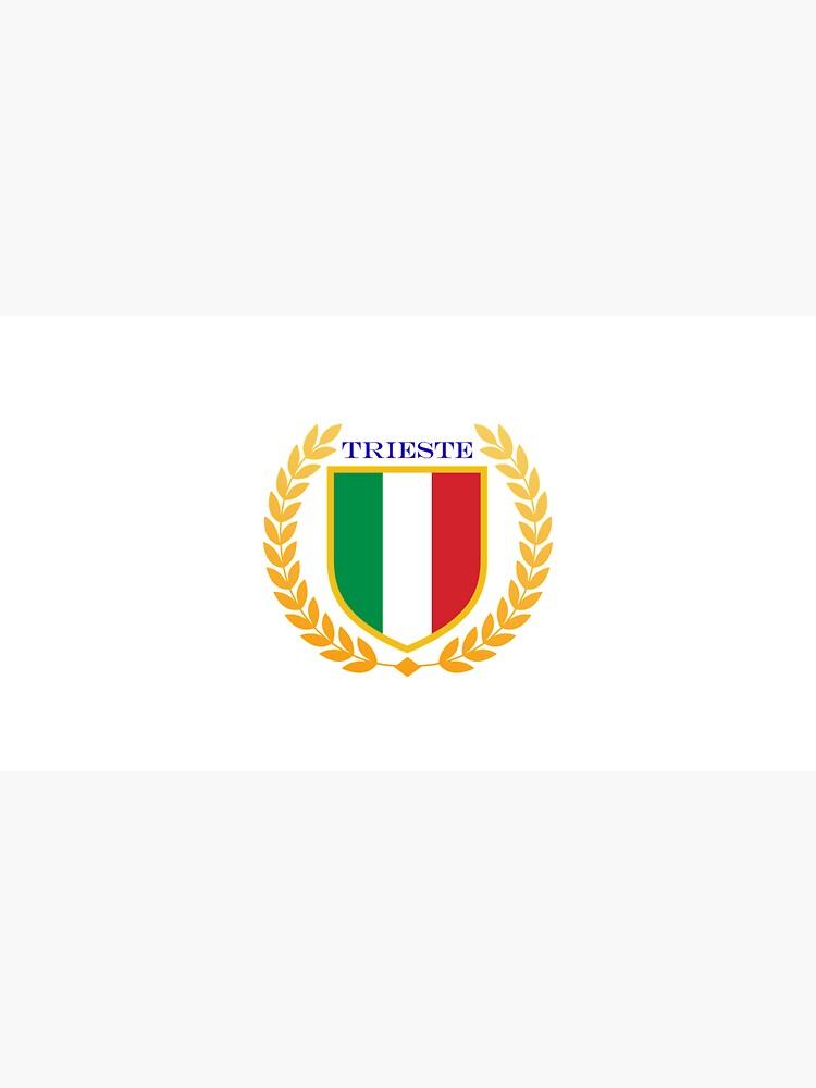 Trieste Italy by ItaliaStore