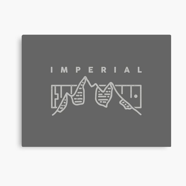 IMPERIAL WoB Canvas Print