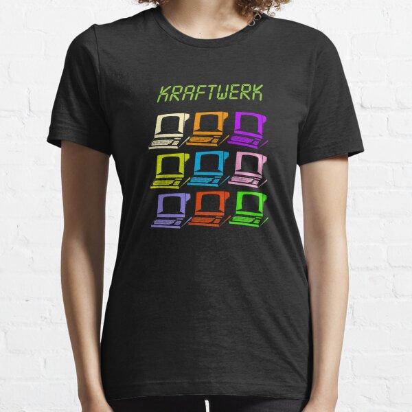 Monde de l'ordinateur T-shirt essentiel