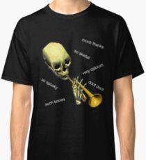 Mr Skeltal   Doot & Calcium & Spooky Skeleton Classic T-Shirt