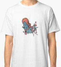 Grappling / BJJ - Kraken x Jaws Classic T-Shirt