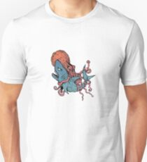 Grappling / BJJ - Kraken x Jaws Unisex T-Shirt