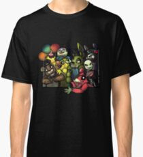 five nights at freddy's 3 Classic T-Shirt