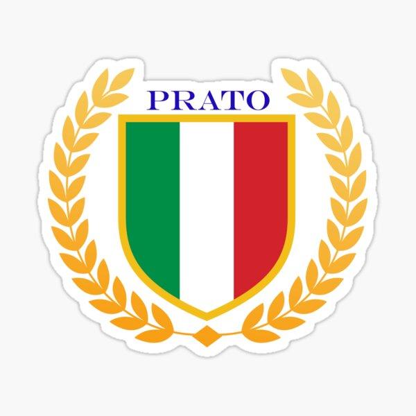 Prato Italy Sticker