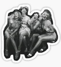 Sex und die Stadt Soul Mates Sticker