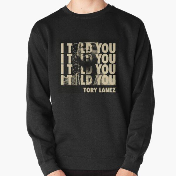 tory lanez tour 2016 Pullover Sweatshirt