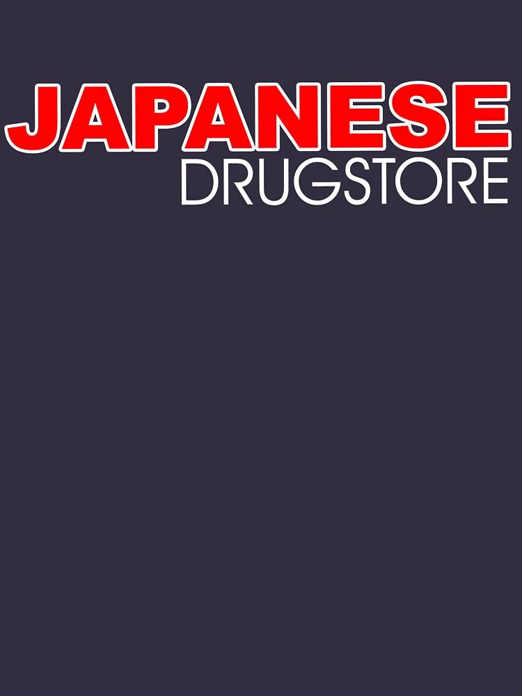 Japanese Drugstore Logo by fuskanora