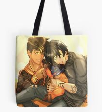 Malec: My Little Blueberry Tote Bag