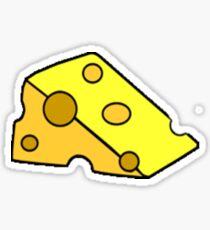 Cheese Slice Sticker