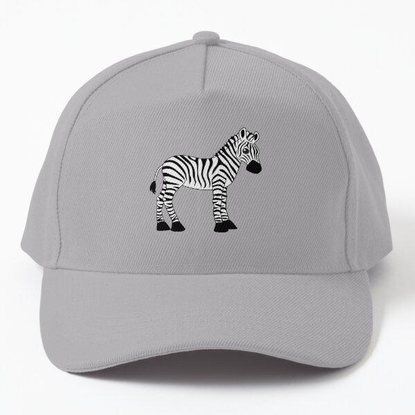 Zebra Baseball Cap