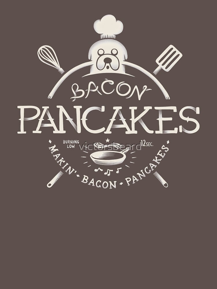 Bacon Pancakes | Unisex T-Shirt