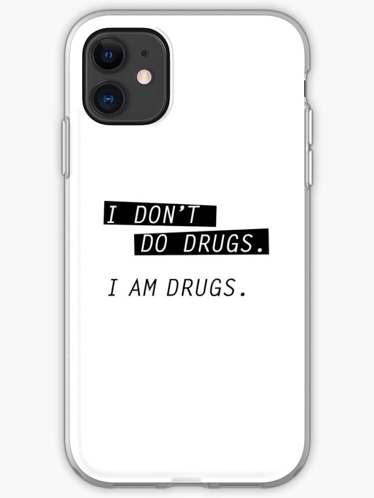 coque iphone 7 drogue