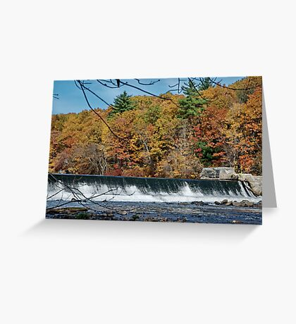 The Dam Greeting Card