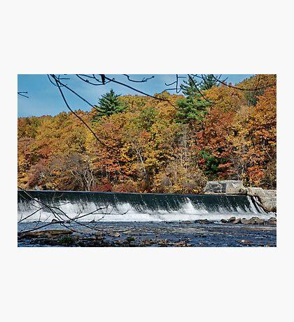 The Dam Photographic Print