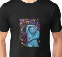 Feeling Music by 'Donna Williams' Unisex T-Shirt