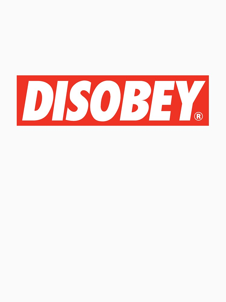 DISOBEY. | Unisex T-Shirt