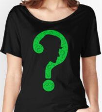 The Riddler ? Women's Relaxed Fit T-Shirt