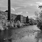 Old Mill by Barry Doherty