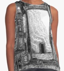 Theater Of The Dancing Skeletons Contrast Tank