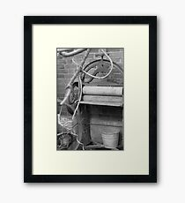 Past by 'Donna Williams' Framed Print
