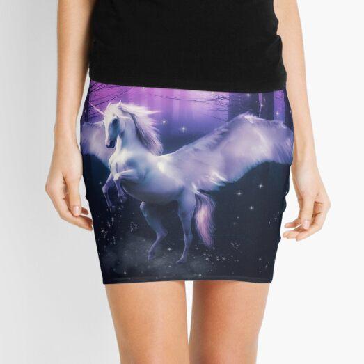 """Faithful and True"" Mini Skirt"
