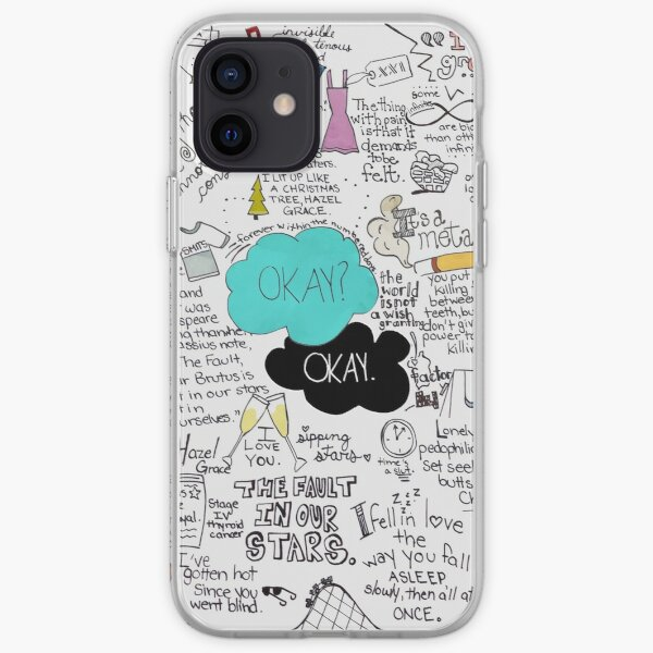 The Fault in Our Stars - ORIGINAL ARTIST iPhone Soft Case