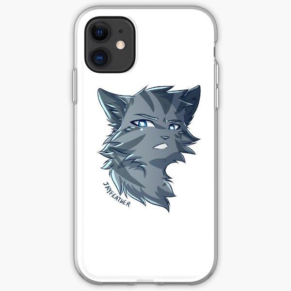 Warriors Stickers - Jayfeather iPhone Soft Case