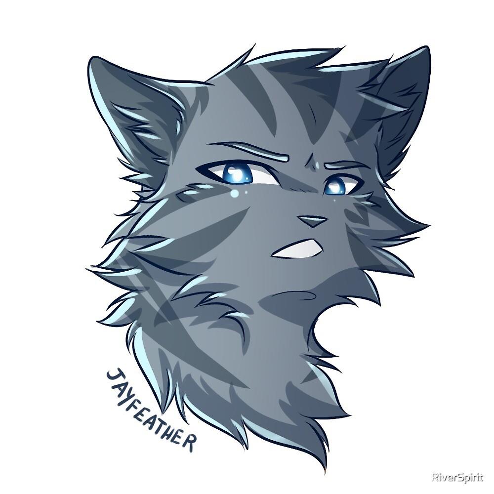 """Warrior Cats Jayfeather """"Warriors ..."""
