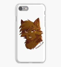 Warriors Stickers - Brambleclaw iPhone Case/Skin