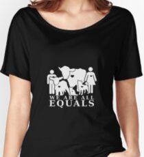 Earthlings Women's Relaxed Fit T-Shirt