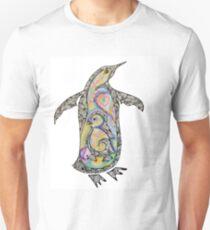 Nurturing penguin  Unisex T-Shirt