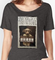 Poor Dobby Women's Relaxed Fit T-Shirt