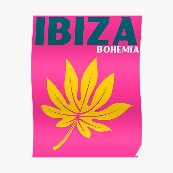 IBIZA BOHEMIA Poster