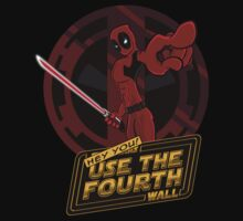 Use The Fourth Wall | Unisex T-Shirt