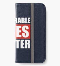 Deplorable Lives Matter iPhone Wallet/Case/Skin