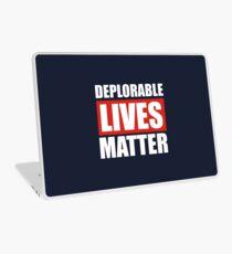 Deplorable Lives Matter Laptop Skin