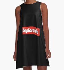 Deplorable A-Line Dress