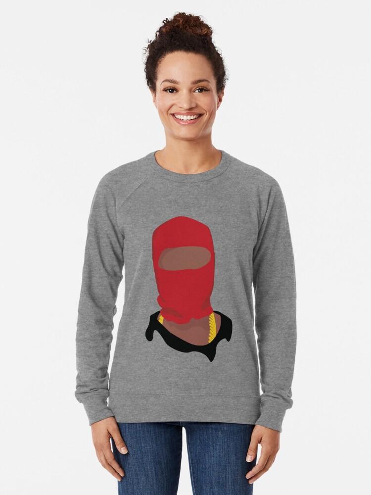 Alternative Ansicht von Yeezus Leichter Pullover