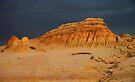 Ancient Sunset, Mungo National Park, Australia by Carole-Anne