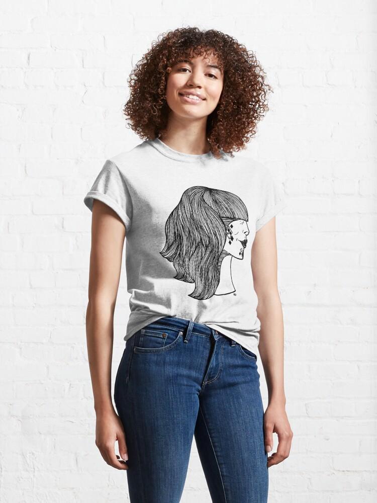 Alternate view of fool Classic T-Shirt