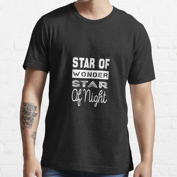 Stay of wonder, stay of night Mens Womens Shirt Funny T-Shirts Essential T-Shirt   Essential T-Shirt