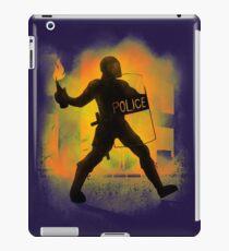 Riot Cops iPad Case/Skin