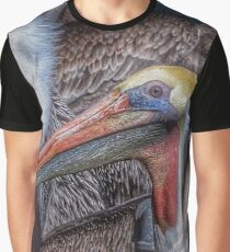 """""""pelicans"""" iPhoneography Graphic T-Shirt"""