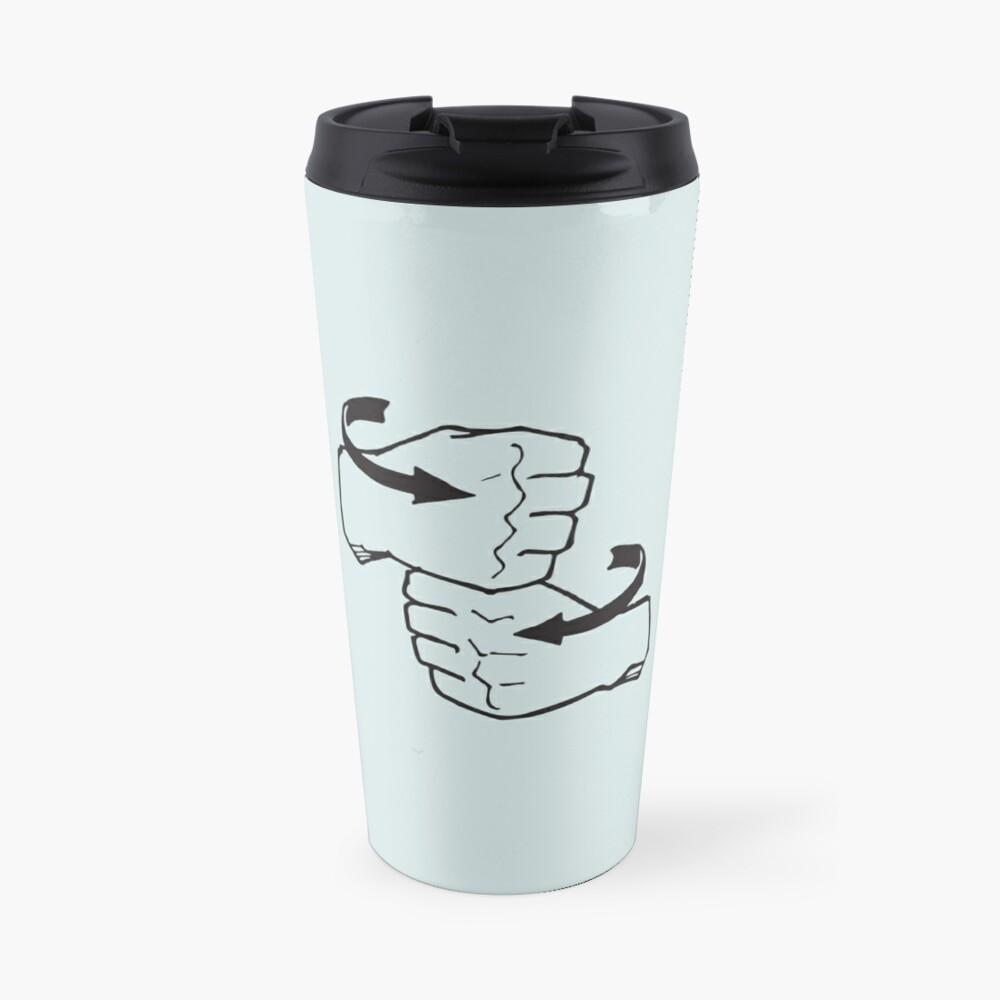 ASL Coffee Travel Mug