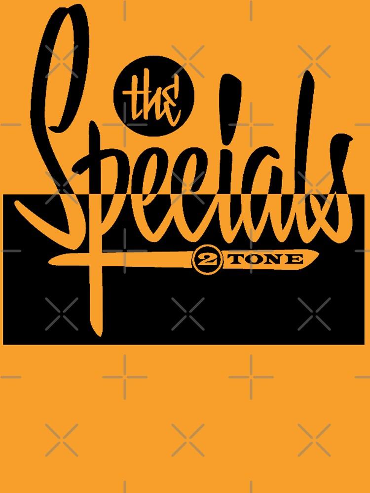Die Specials 2Tone von XiuTseng