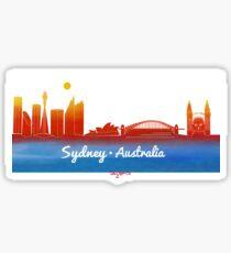 iconic Sydney Australia Sticker