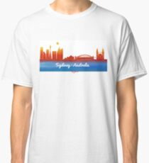 iconic Sydney Australia Classic T-Shirt