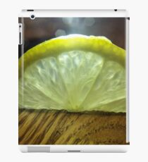 Lemon Slice iPad Case/Skin