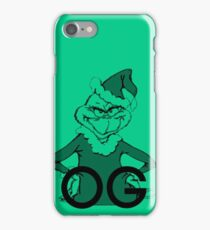 OG Grinch iPhone Case/Skin